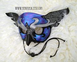 Night Owl Mask by merimask