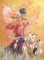 OKAMI - The Sun Rises by S-P-N