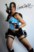 Lara cosplay_Studio by Jessie-TR