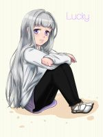 Lucky chan - Request for Luckyl3 by LizUsui