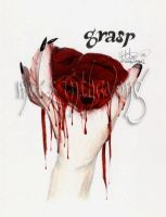 Grasp by disdaindespair