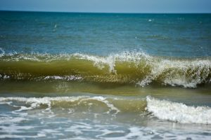 Crashing Wave by AndersonPhotography