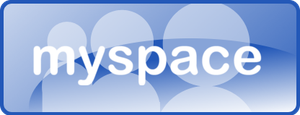 MySpace Button by thisismyaccountokay