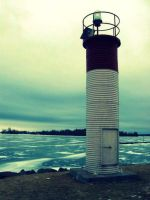 lighthouse by mikflurry