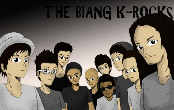 The Biang K-Rocks by OmMouthu