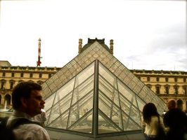 The louvre by avril72381