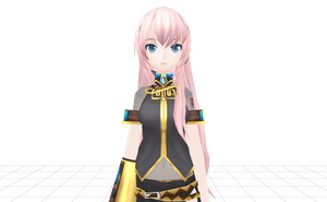 (vid link) MMD Luka has something to tell you by Eripmav-darkness