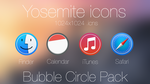 Bubble Circle Pack Icon by scafer31000
