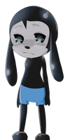 Oswald the Forgotten Rabbit by Monksea