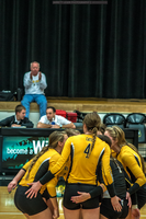Wayne State College Volleyball by JarrettLeger