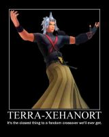 Terra-Xehanort Motivational by UltimaWeapon13
