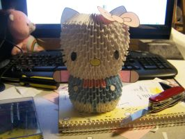 Hello Kitty by solessthanthree