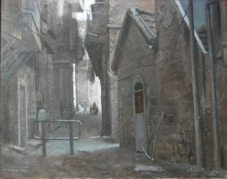 Alley by george-roth