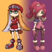 Splatoon by mumumer