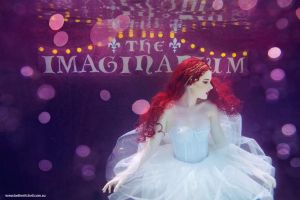 Desiderata - THE IMAGINARIUM UNDERWATER by BethMitchell