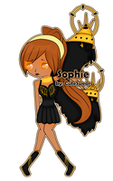 Sophie: Ourworld Art Gift by CuteSwears