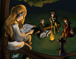 For my Adventurers... by Elwensa
