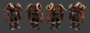 Garrosh turnaround by Azetlor