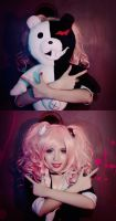 Dangan Ronpa - Who I really am by nyaomeimei