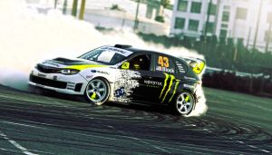 Ken Block by Matzell
