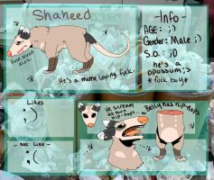 Shaheed ref by Tuxiie