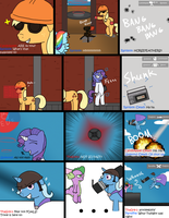 Ponies Play: TF2 Pg.4 by Mettauro
