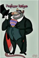 Professor Ratigan by VotrePoison