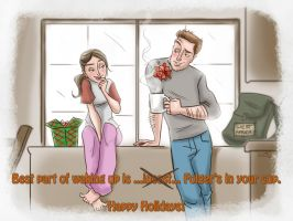 X-Mas Folgers by WendyDoodles