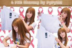 4 PNG Chorong by PyPy192 by PyPy192