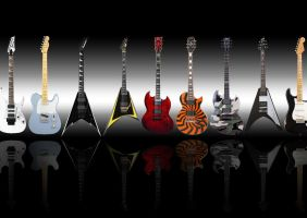 Guitars by Enihuni