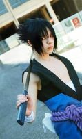 Hebi Sasuke by The-Final-Distance