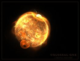 Colossal One by Traelium