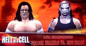 Doomday - Broden Walkers vs. Jeff Hardy by StevenSpoonWarrior7