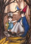 Over the Garden wall -Fan art by AyshaArts