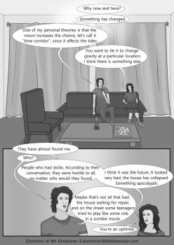 Distortion of 4th Dimension - Page 14 Chapter 2 by Oksana007