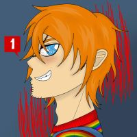 AskChucky Icon For Tumblr by TheRealTDAGeena