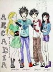 Arcadia Four by Silhouette-TxD
