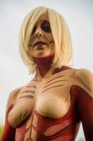 Female TITAN by JWBeyond
