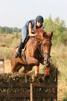 3-day-eventing in Russia 4 by tk11de