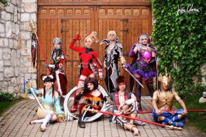 Soul Calibur 5 group by sumyuna