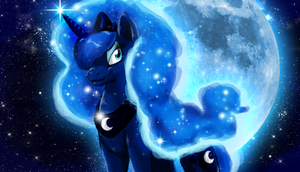 The Monarch Of Night. by BritishStarr