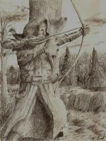 Deadly Hunter by LordGood