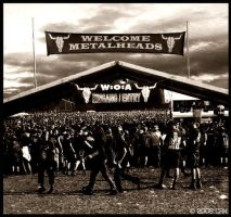 Wacken 2008 by Rosenkreutz