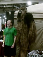 Chewbacca! by Kogalover4ever