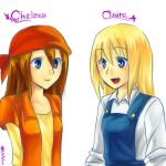 Chelsea-Claire by christon-clivef