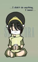 Tea Buddies: Toph by Shirozora