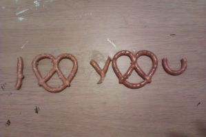 I Pretzel You by xe2x
