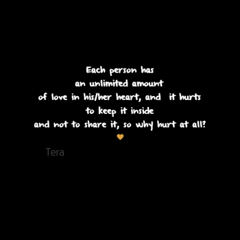My Quote Again! by TeraZyy