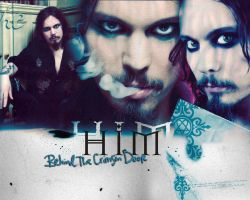 Ville Valo by Lily-Lou