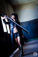 Black Rock Shooter #2 by RavenAlx